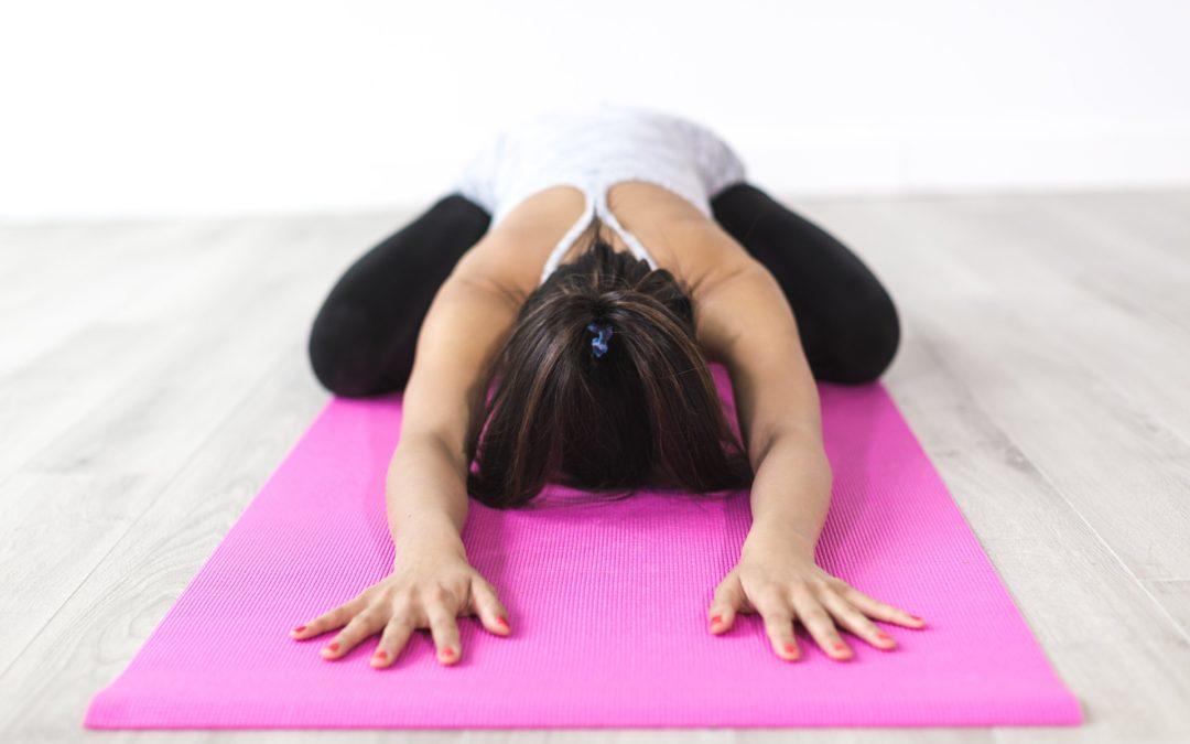 """Stage de yoga """"féminin sacré"""" dimanche 27 janvier 2019"""